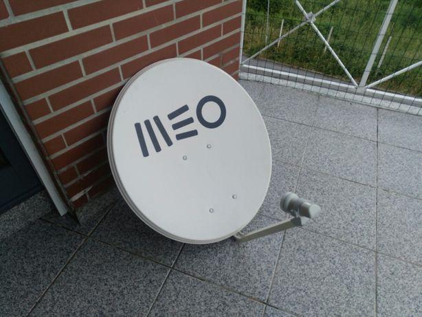 Antena Parabólica MEO