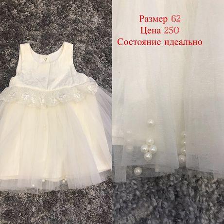 Платье ,комплект на крещение