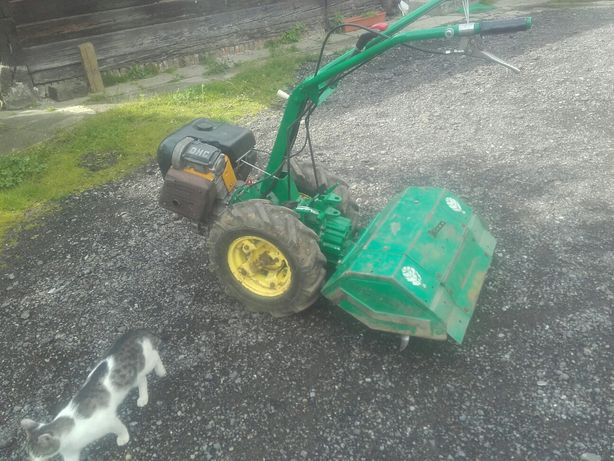 Glebogryzarka Traktorek jednoosiowy  Ferrari 91