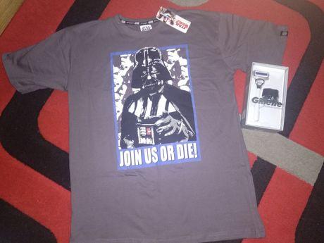 T-shirt star wars maszynka Gillette