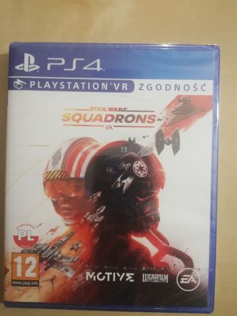 Star Wars Squadrons Ps4, nowa
