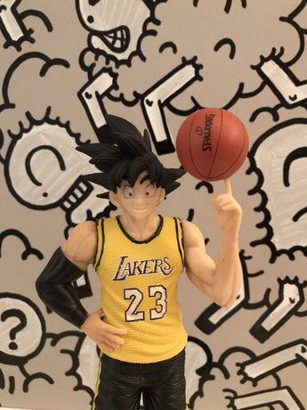 Dragon Ball - Son Goku LAKERS