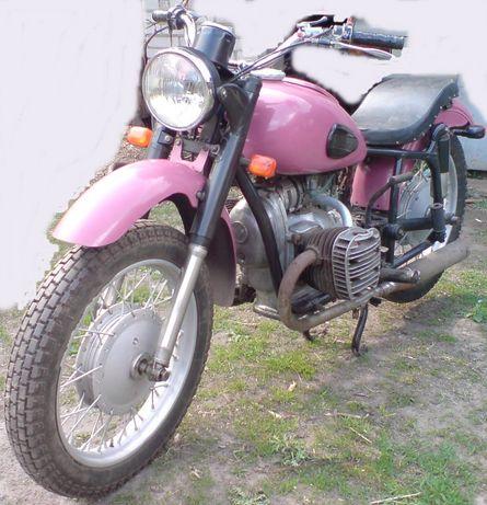 Мотоцикл К750 12V