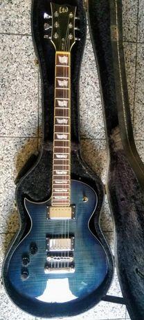 Guitarra p/  canhoto Ltd