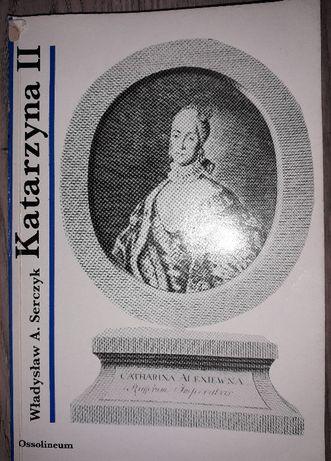 Katarzyna II Władysłw A. Serczyk