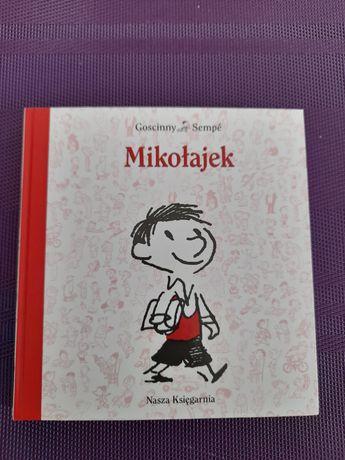Mikołajek książka dla dzieci.