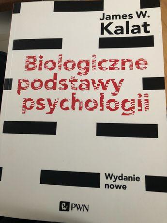 Książka Biologiczne podstawy psychologii