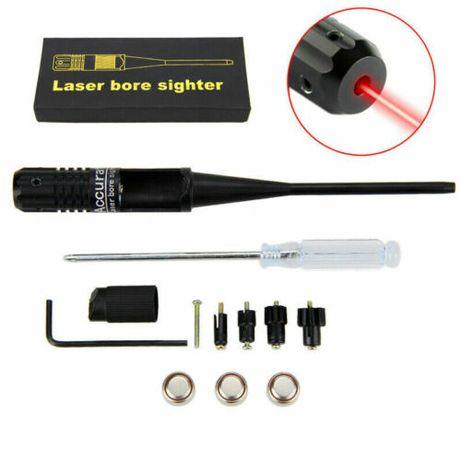 Colimador laser afinação armas miras calibres .22 a .50 caça airsoft