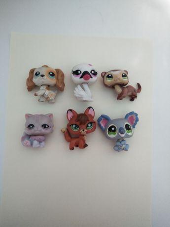 Figurki Littlest Pet Shop