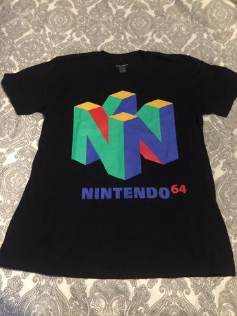 Tshirt Nintendo 64 - nova sem etiqueta - tamanho L