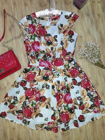 Вишиваночка-платтячко