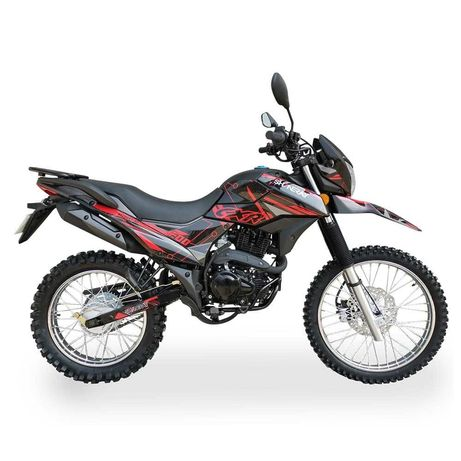 АКЦІЯ Розпродаж!!Мотоцикл, Shineray 6c 200 cross, enduro