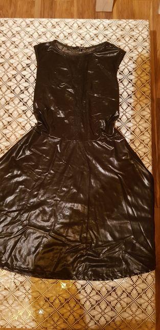 Sukienka damska czarna rozm. M