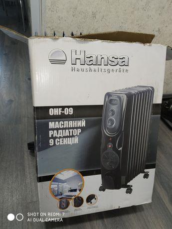 Масляный радиатор Hansa ohf-09