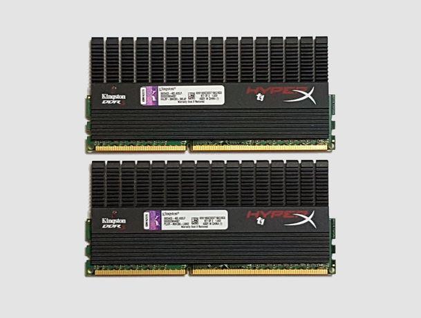 Оперативная память Kingston HyperX DDR3 2x4Gb T1 Dual 1866MHz