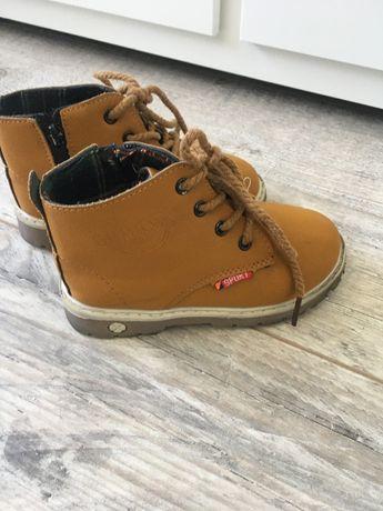 Buty chłopięce 28 r
