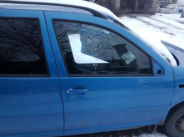 Drzwi VW BORA kpl