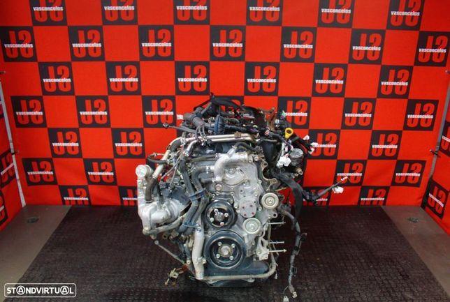 Motor Toyota Hilux VIII 2.4D 2GDC 15-19