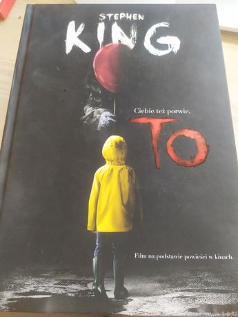 Stephen King książka TO