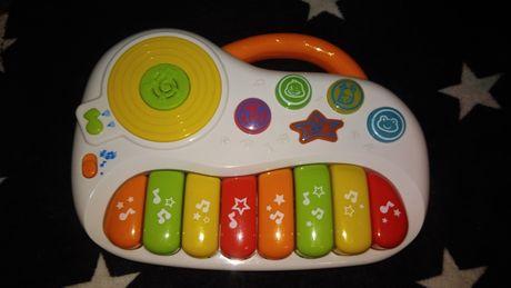Pianinko pianino dla dzieci