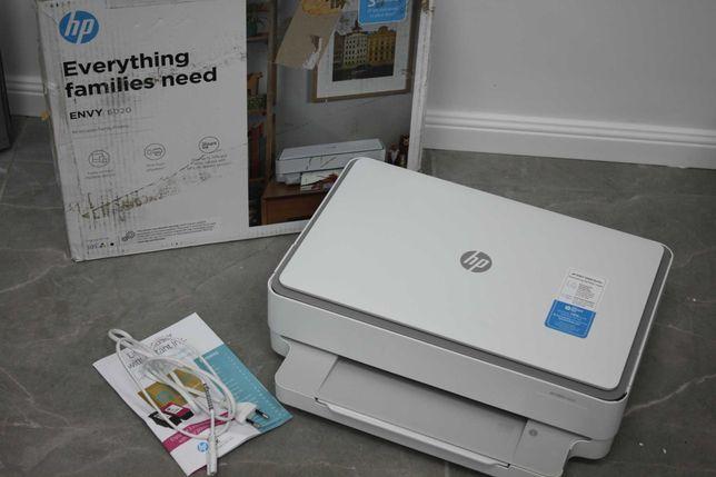 Nowa drukarka wielofunkcyjna HP 6020