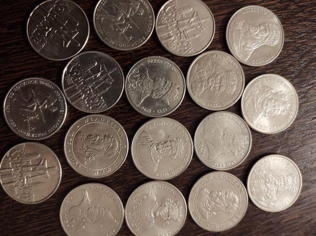 Stare monety PRL,zestaw 8