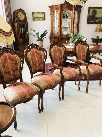 Krzesła 4 krzesło antyk idealne