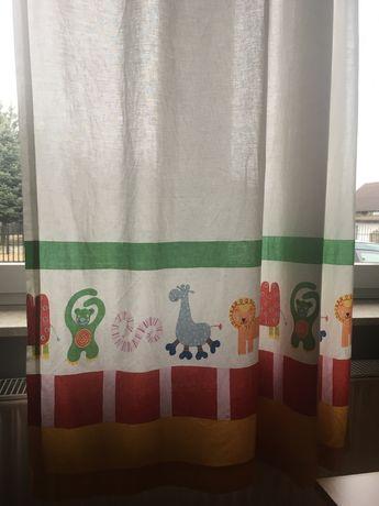 Zaslonki do pokoju dziecęcego Ikea