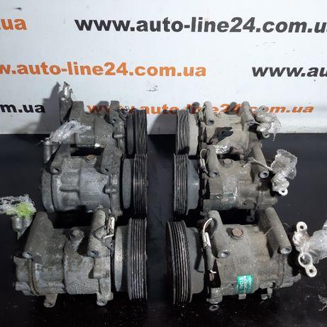 Компрессор кондиционера Renault Kangoo 1.2 1.4 1.5 1.6 1.9 Dacia