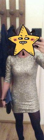 Sukienka cekiny