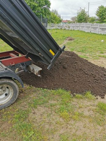 CZARNOZIEM idealny pod trawnik  wywrotka 4,5T