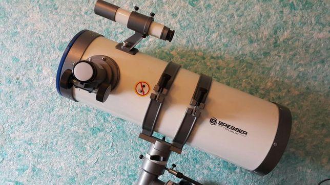 Телескоп Bresser Pollux 150/1400 EQ-SKY + лінзи