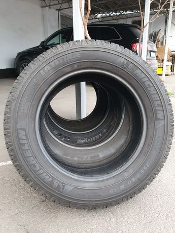 А/шина 255/60R18 Michelin Latitude