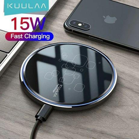 KUULAA Беспроводное зарядное устройство 15 Вт