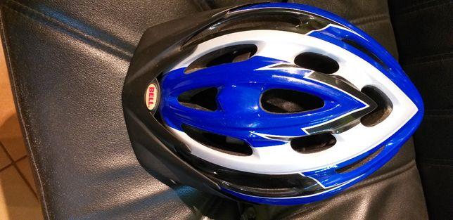 kask rowerowy dziecięcy BELL rozmiar 50 - 57