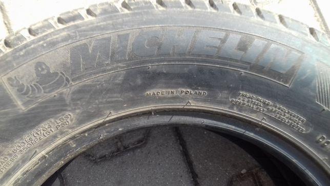 Opony Michelin 215/70/16 M+S .Jedyne 25,-za sztukę.