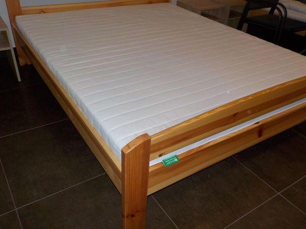 Łóżko drewniane 90*200, jak Nowe