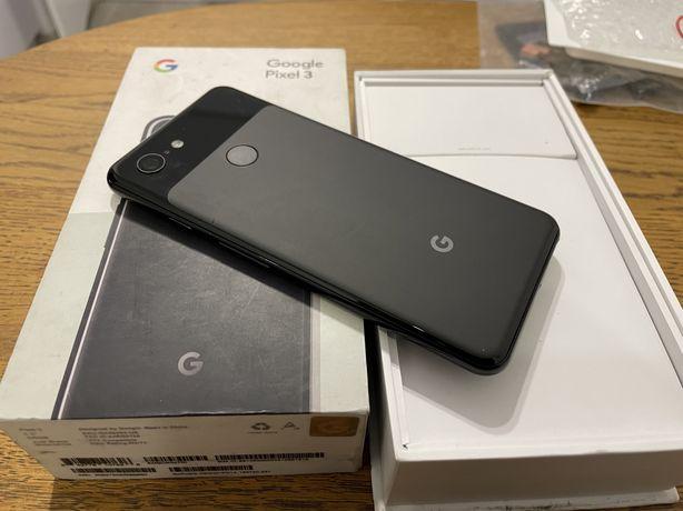 Google pixel 3 чорний 64gb ( на запчастини )