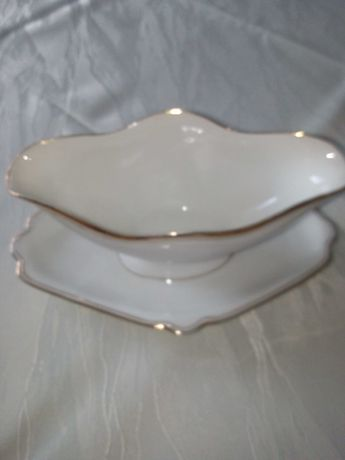Sosjerka porcelanowa Huta Franciszka