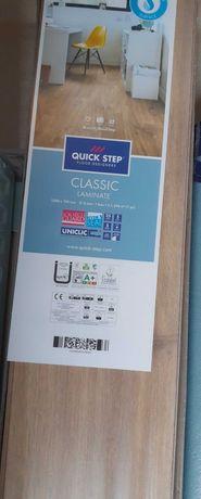 Panele Quickstep classic Dąb nocny 1 paczka 1,60, całość 1,6 m2