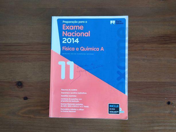 Manual de Física e Química para Preparação para os Exames Nacionais