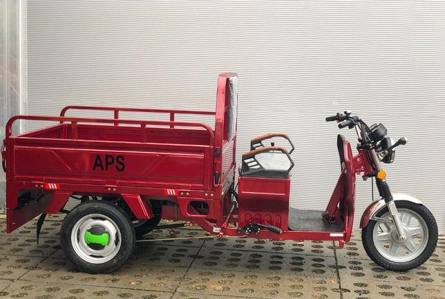 Pojazd elektryczny, trójkowiec APS BIKE 1000W