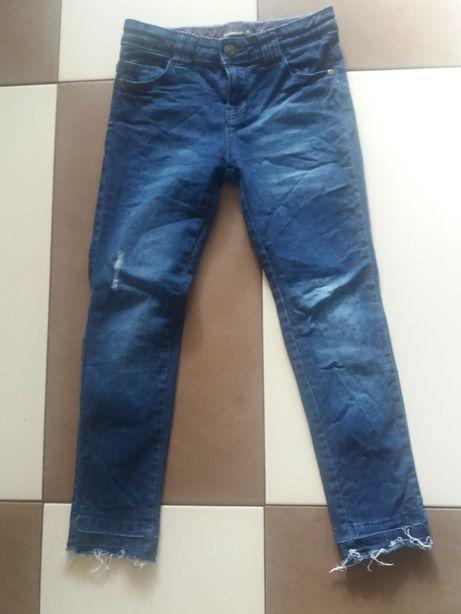 Spodnie rozmiar 128