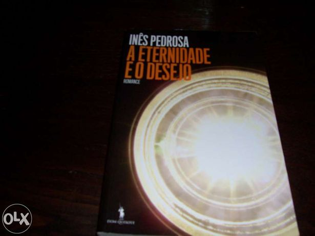 Livro de Inês Pedrosa