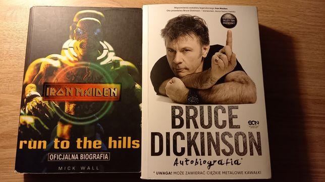 Iron Maiden i Bruce biografie