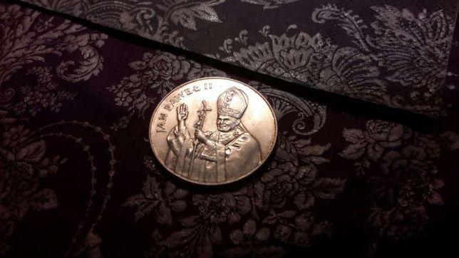 Srebrny numizmat okazja