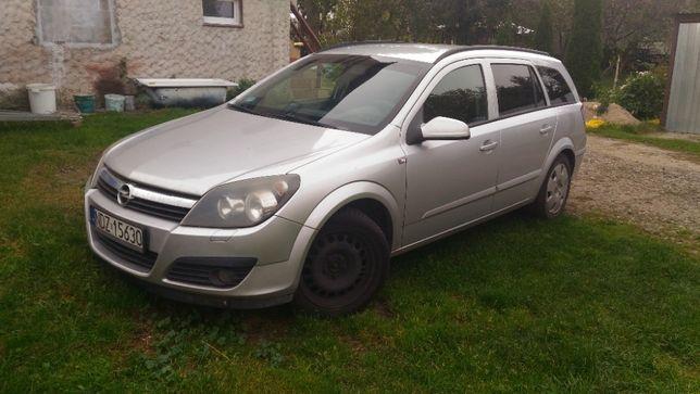 Opel Astra H III 1,6 ben + gaz