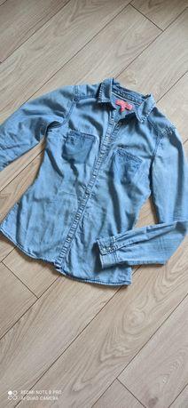 Koszula jeansowa roz S