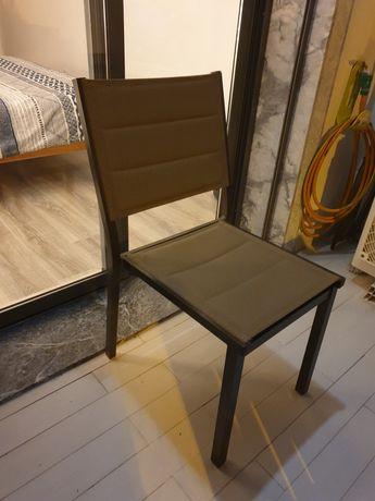 Cadeiras de jardim acolchoadas (unidade)