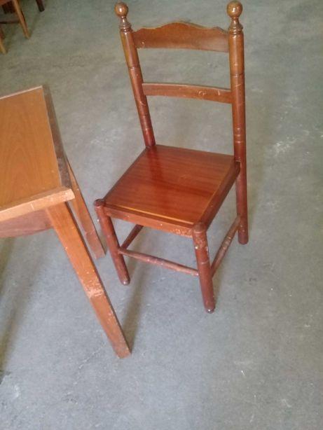 Mesas e cadeiras para restauracao